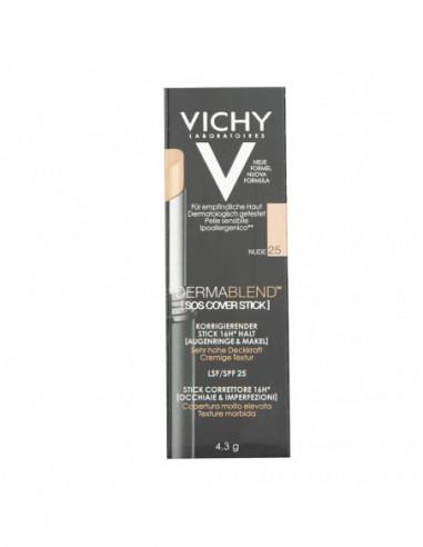 Vichy Sos Stick Corrector Nude 25