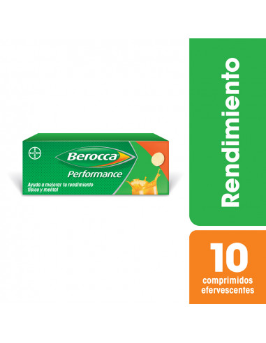 Berocca Performance Efervescente x 10...