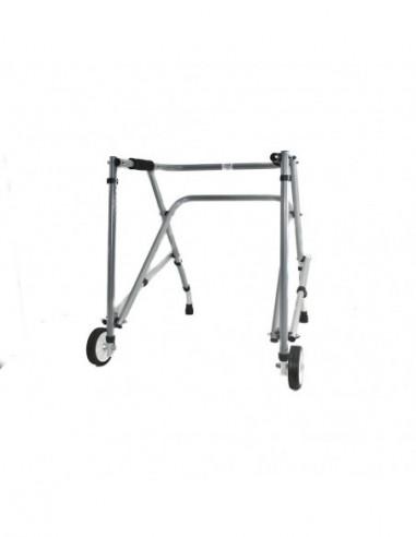 Andador posterior de aluminio...