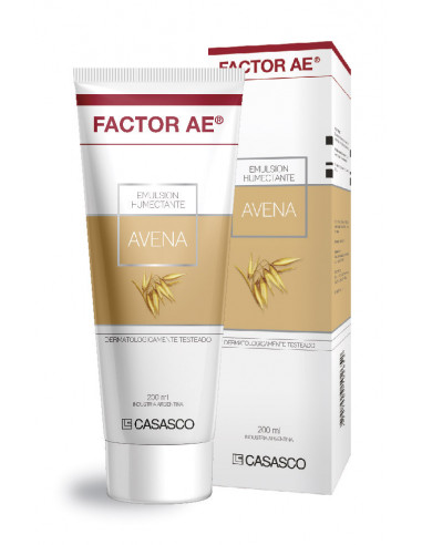 Factor AE avena Vitaminas A y E 200 Ml