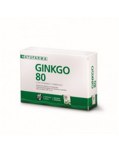 Ginkgo 80 x 30 comprimidos