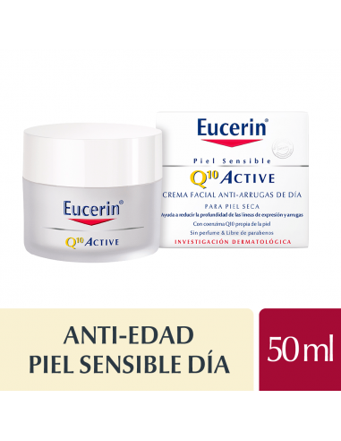 Eucerin Q10 Active Día 50 Ml